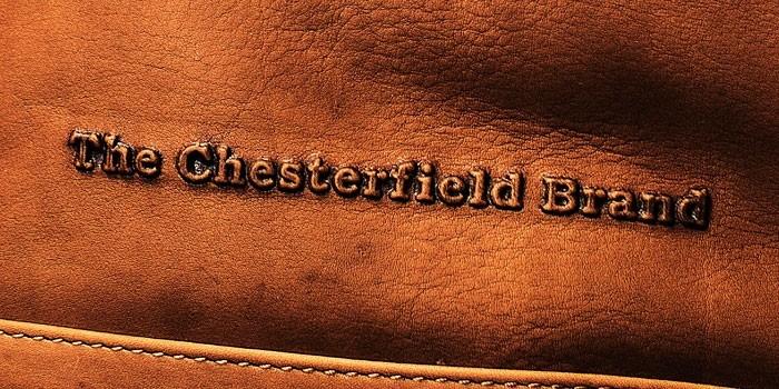 Chesterfield leren tas