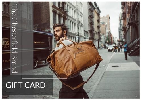 Giftcard heren