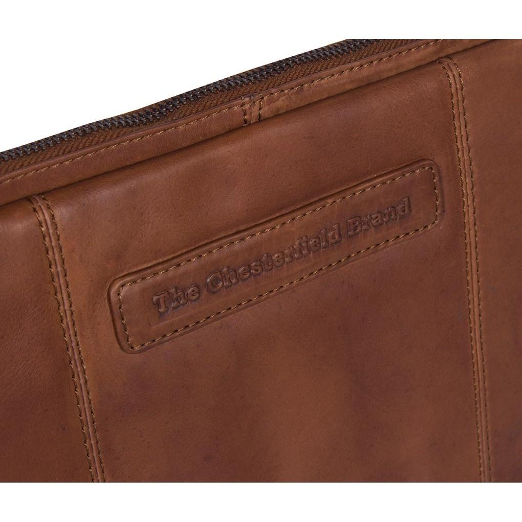 283ef5e27a9 Afbeelding van Leren Laptop Sleeve Cognac Ray