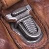Image of Leather Shoulder Bag Cognac Liv