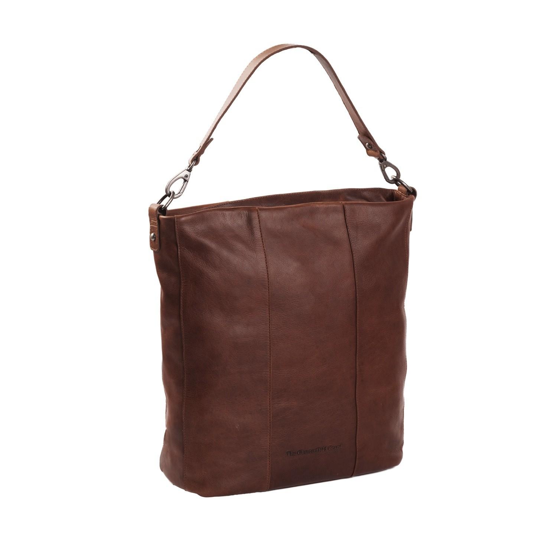 75a8c080a3 Image of Leather Shoulder Bag Brown Bruges