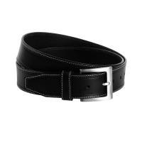 Leather Belt Black Fela Black