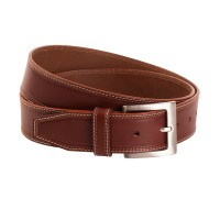 Leather Belt Cognac Fela Cognac
