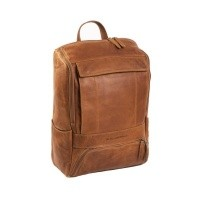 Leather Backpack Cognac Rich Cognac