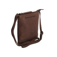 Leather Shoulderbag Brown Jess Brown