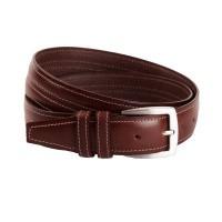 Leather Belt Brown Lennon Brown