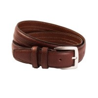Leather Belt Brown Lennon Brown