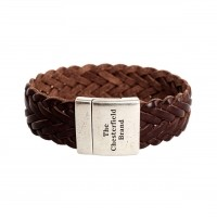 Leather Bracelet Brown Avatar Brown