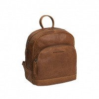 Leather Backpack Cognac Dortmund Cognac
