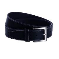 Leather Belt Navy Fela Navy