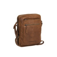 Leather Shoulder Bag Cognac Dessau Cognac