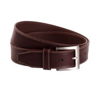 Leather Belt Brown Fela Brown
