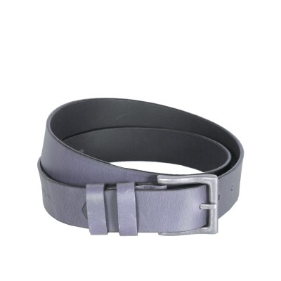 Photo of Leather Belt Justin Grey