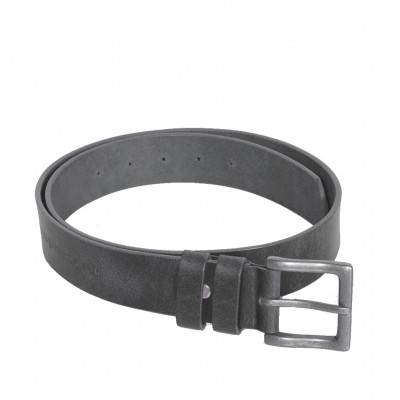 Photo of Leather Belt Antonio Grey