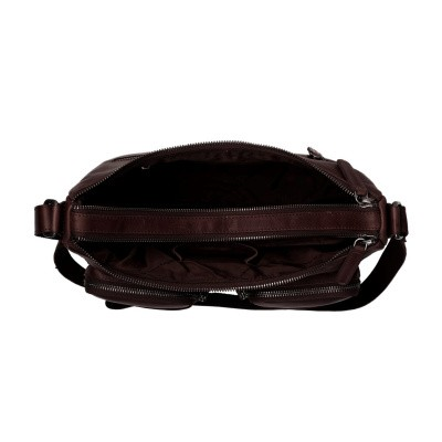 Photo of Leather Shoulder Bag Brown Ellie