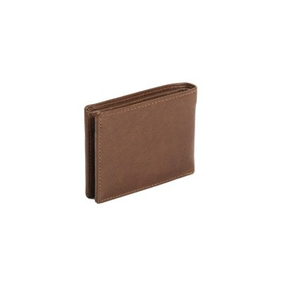 Photo of Leather Wallet Cognac Dejan