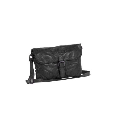 Photo of Leather Shoulder Bag Black Liv