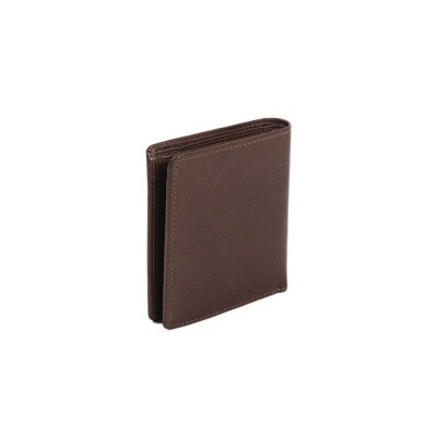 Photo of Leather Wallet Brown Nilo