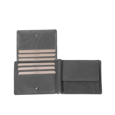 Photo of Leather Wallet Black Dave