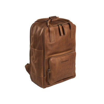 Photo of Leather Backpack Cognac Belford