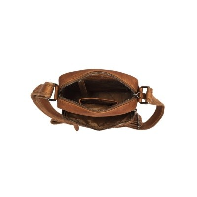 Photo of Leather Shoulder Bag Cognac Birmingham