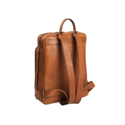 Photo of Leather Backpack Cognac Hayden