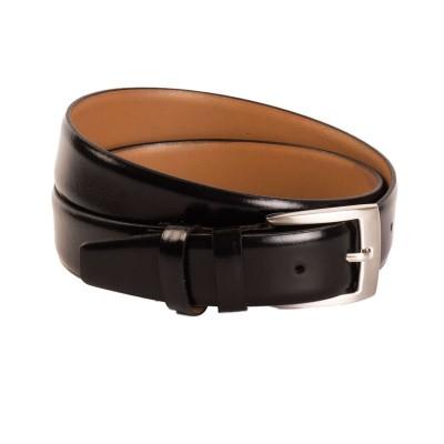 Leather Belt Black Zayn