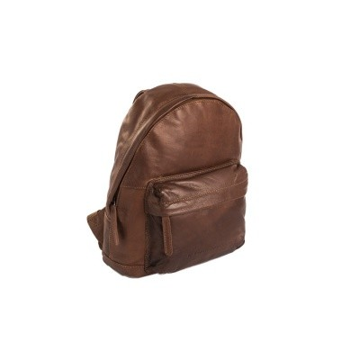 Photo of Leather Backpack Cognac Jamie
