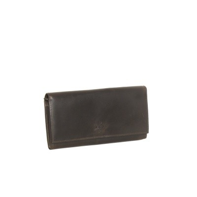 Photo of Leather Wallet Brown Sabia
