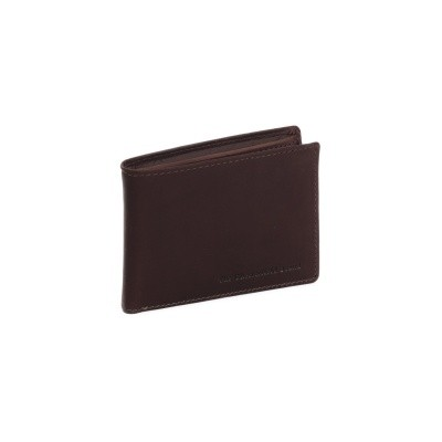 Leather Wallet Brown Dublin