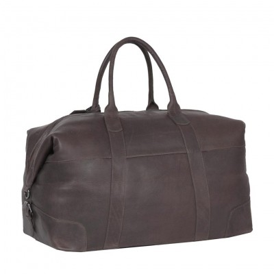 Photo of Leather Weekend Bag Brown Portsmouth