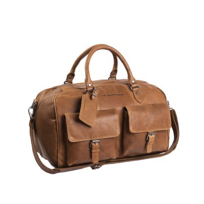Photo of Leather Weekender Cognac Wesley