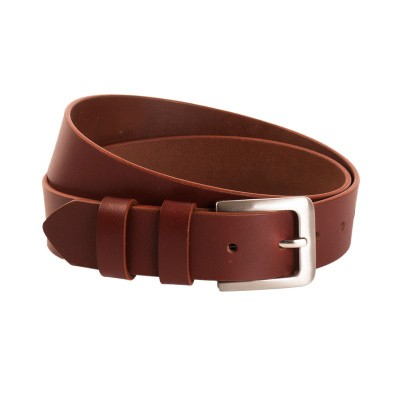 Leather Belt Cognac Vigo