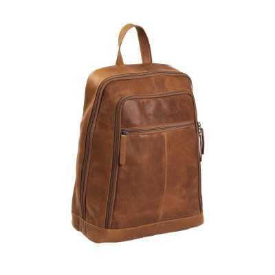 Photo of Leather Backpack Cognac James
