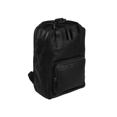 Photo of Leather Backpack Black Belford