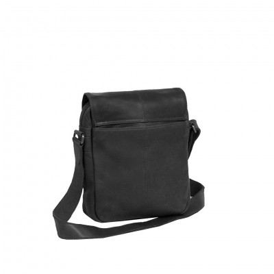 Photo of Leather Shoulder Bag Black Remy