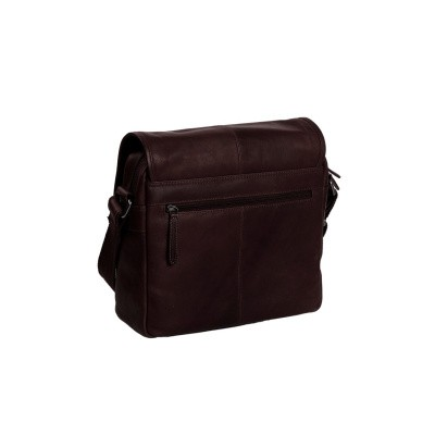 Photo of Leather Shoulder Bag Brown Cabo