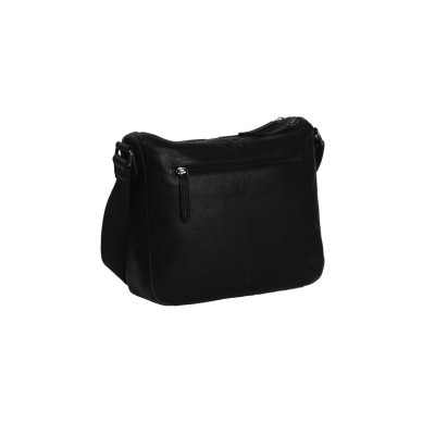 Photo of Leather Shoulder Bag Black Dhaka