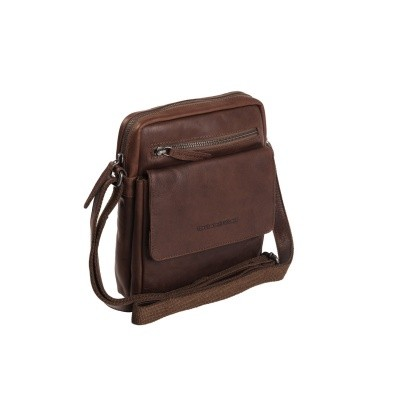 Photo of Leather Shoulder Bag Brown Blair