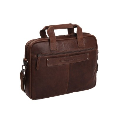 Photo of Leather Laptop Bag Brown Calvi