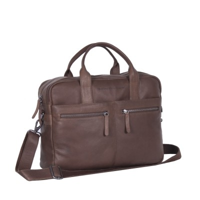 Laptoptasche Leder Braun Jake