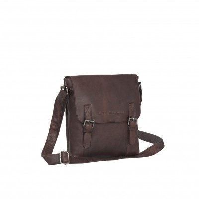 Photo of Leather Shoulder Bag Brown Eri