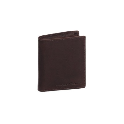 Photo of Leather Wallet Brown Damme