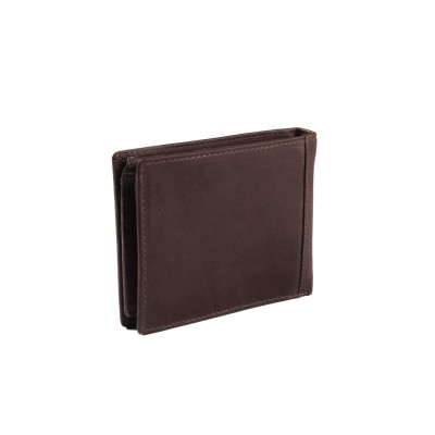 Photo of Leather Wallet Brown Alvina