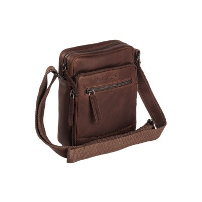Photo of Leather Shoulder Bag Brown Birmingham