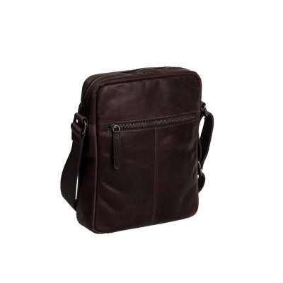 Photo of Leather Shoulder Bag Brown Dessau