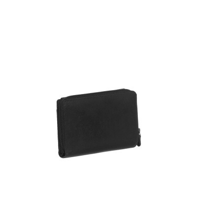 Photo of Leather Wallet Black Eve