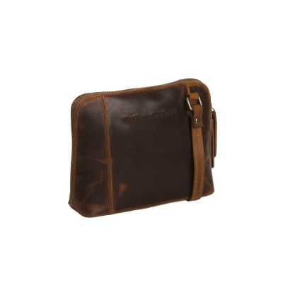 Photo of Leather Shoulder Bag Cognac Dallas
