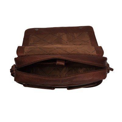 Photo of Leather Shoulder Bag Brown Cairns