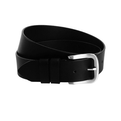 Photo of Leather Belt Black Beck